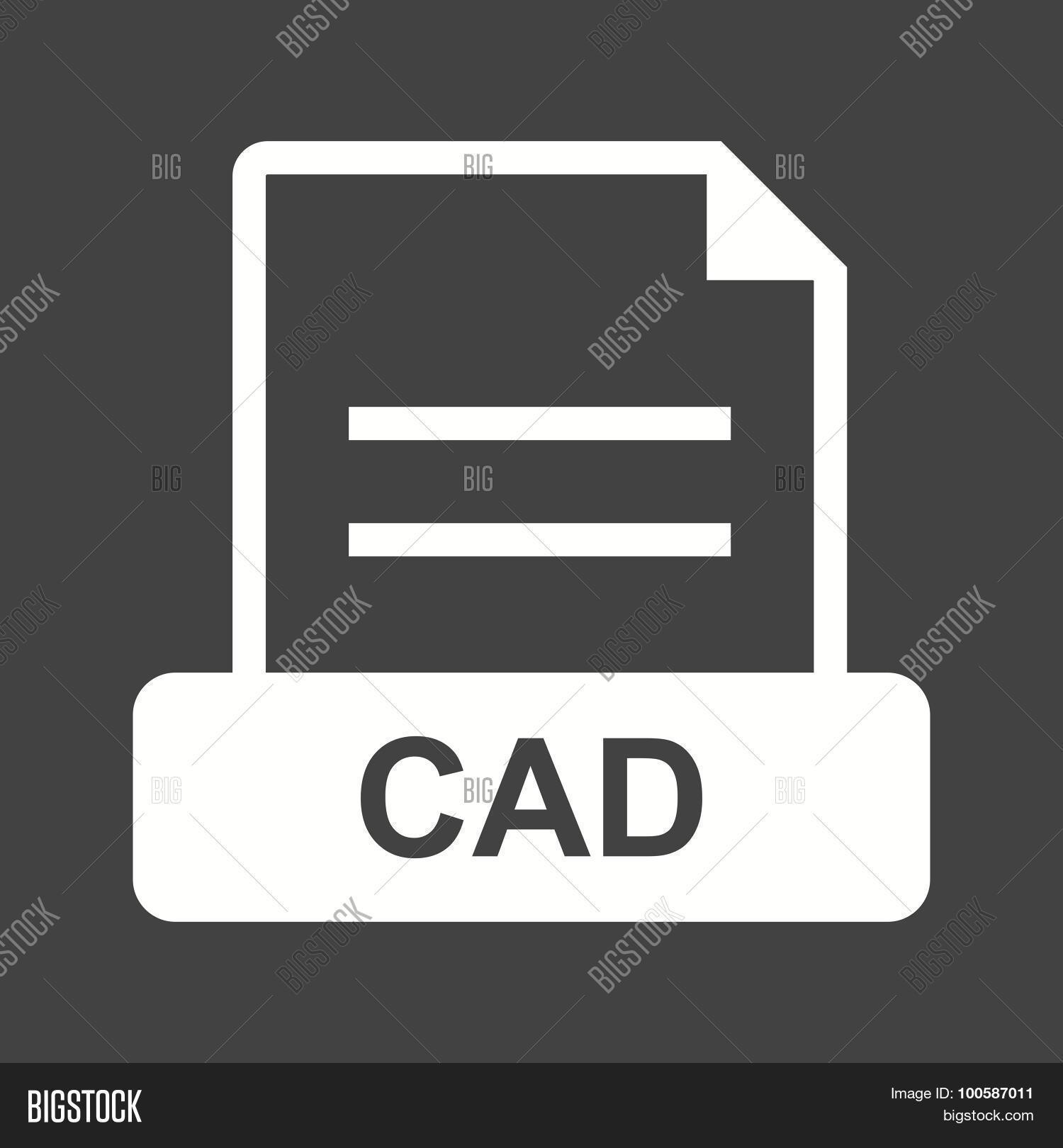 CAD , File Vector & Photo (Free Trial) | Bigstock