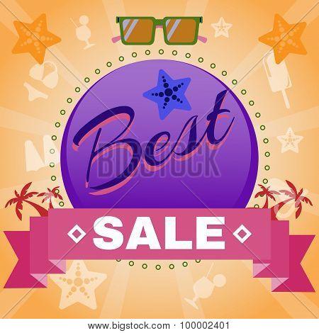 Best Sale Promotion Flyer.