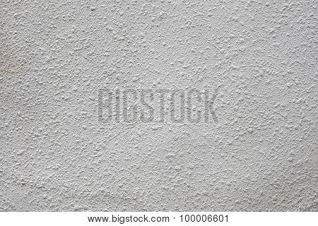 Cement Wall.