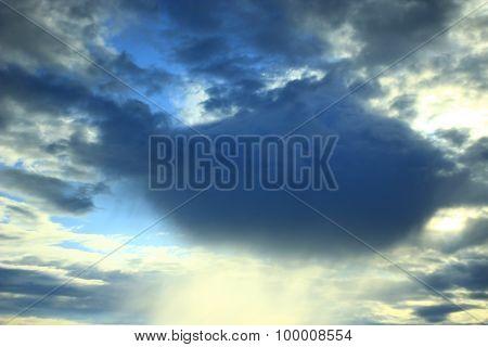 Big Dark Cloud