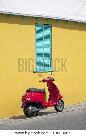 Bermuda Motorscooter
