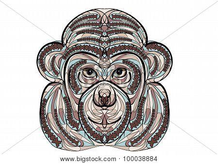 Ethnic Monkey