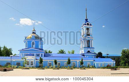 Uspensky Sobor, Zadonsk, Russia