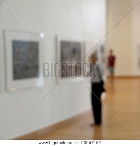 Blur Art Museum