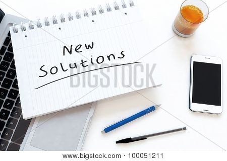New Solutions