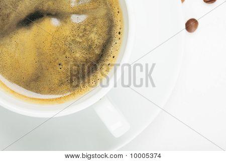 Espresso Above View