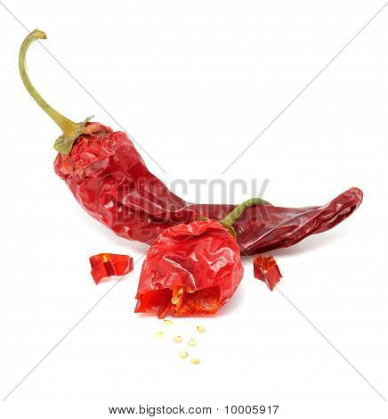 Dried Hot Chili Peppers
