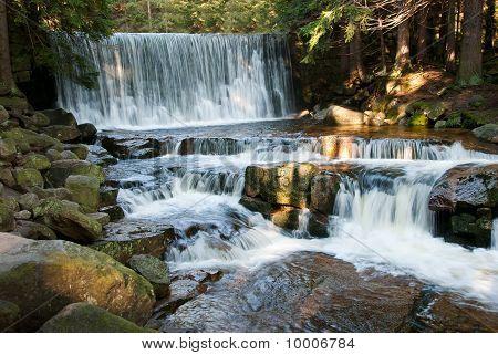 Waterfall Dziki