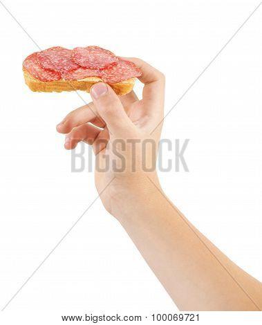 Tasty snack