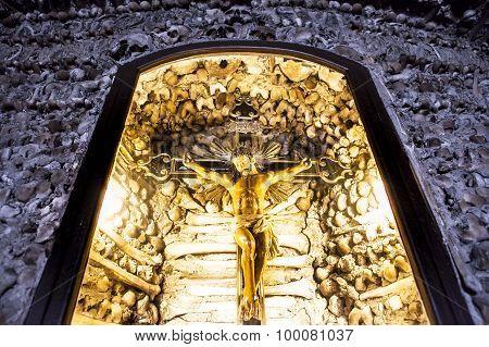 Chapel Of Bones Crucifix
