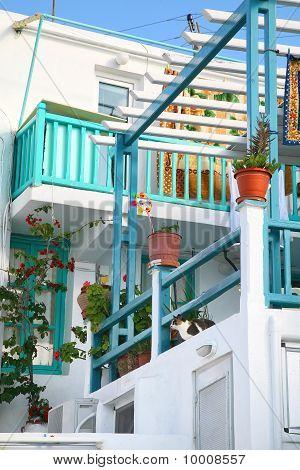 Mykonos Apartment House