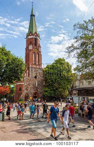 Church In Sopot