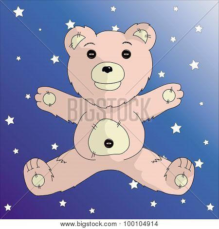 Plash Bear