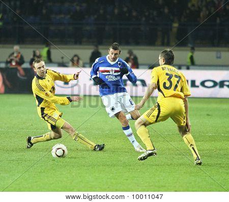 Sampdoria Genoa Mf Stefano Guberti