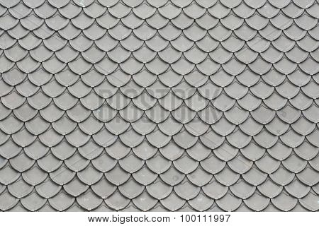 Old roof tile texture