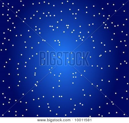 Elegant Blue Christmas Background. More In Portfolio