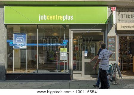 Job Centre Plus, Weston-super-mare