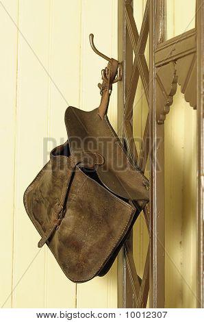 Old satchel