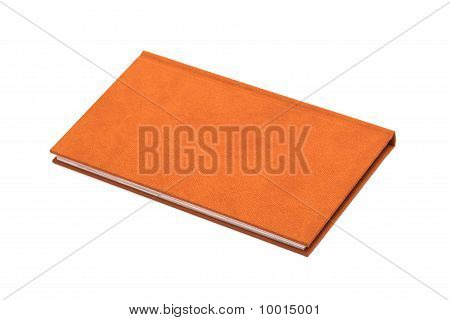 Book In A Brown Cover