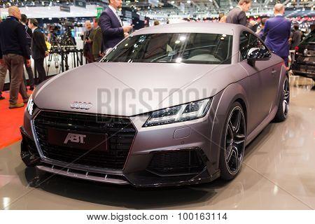 2015 ABT Sportline Audi TT