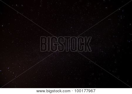 Starlit Night Sky