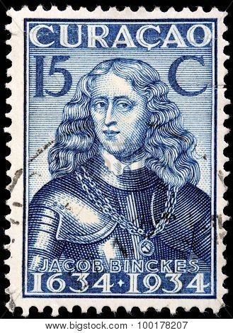 Jacob Binckes Stamp