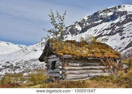 Alpine Cabin Norway