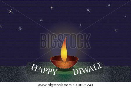 Diwali Four Text