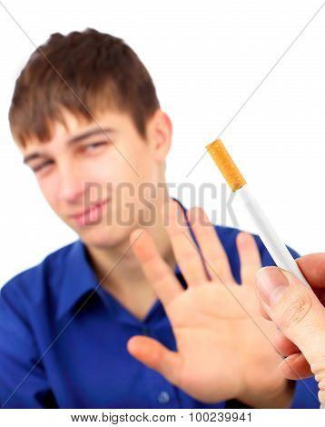 Teenager Stop Smoking