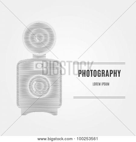 Camera. Camera vector. Camera realistic. Camera retro. Retro camera. Camera vintage. Vintage camera. Camera eps. Camera jpeg. Camera art. Camera picture. Camera isolated. Camera flat style. Camera ui.