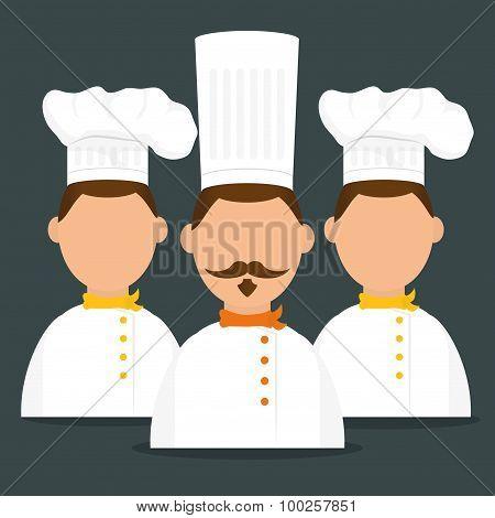 Chef design.