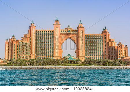 Atlantis, The Palm Hotel In Dubai, United Arab Emirates