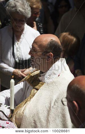 Corpus Christi Religious Procession