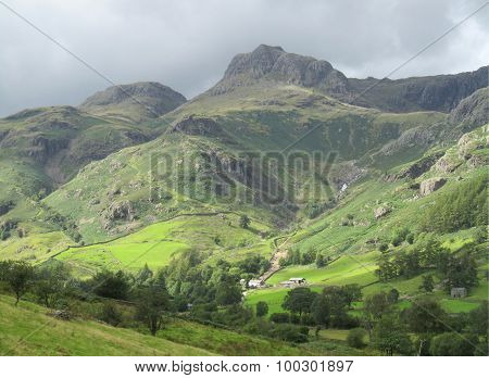 Beautiful Lake District, Cumbria