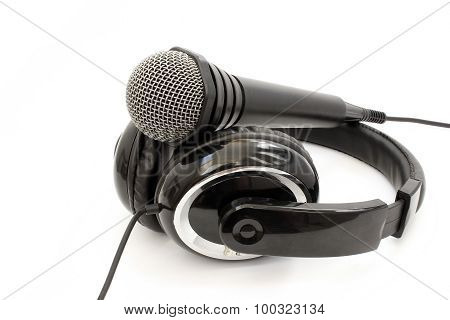 Headphone And Microphone