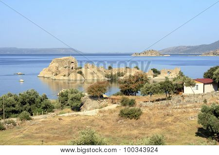 Bafa Lake - Aydin - Turkey