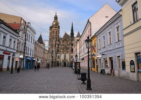 Streets Of Kosice