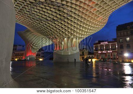 Seville Landmark