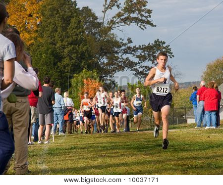 Cross Country Race