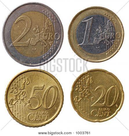 Full Euro Coins Set - Part 1