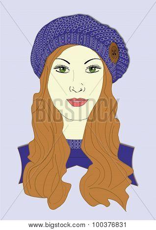 Izzy's Knit Hat