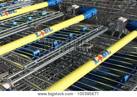 Lidl discount supermarket