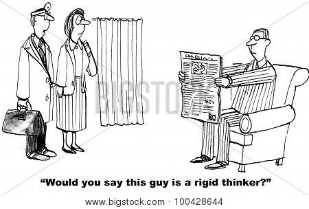 Rigid Thinker