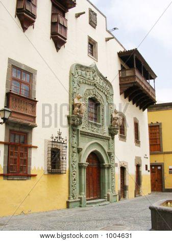 Kolumbus-Haus