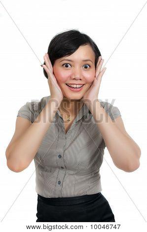 Surprise Woman