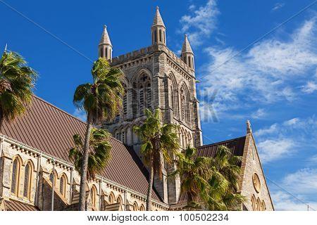 Anglican cathedral in Hamilton, Bermuda