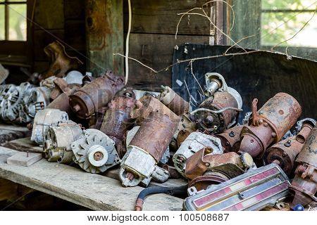 Old Rusty Distributors
