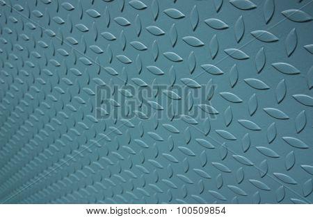 Azure Steel Plate (tilt Angle)