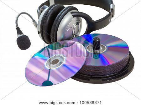 Headphones, Cd