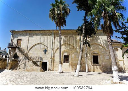 Saint Paul's Church Exterior, Tarsus, Mersin, Turkey